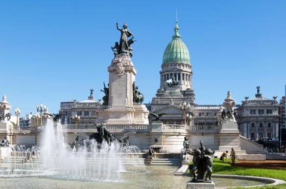 Argentina Congreso De La Nación Argentina