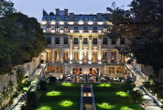 Argentina The Palacio Duhau Park Hyatt Hotel