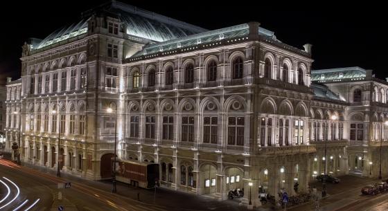 Austria Vienna State Opera House