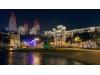 Baku in the evening-1