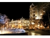 Baku in the evening