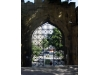 Historic gate in Baku