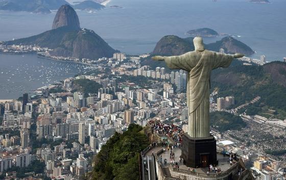 Brazil Christ The Redeemer