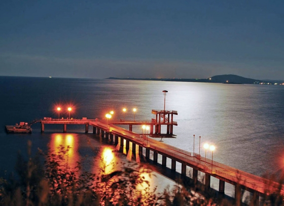 Bulgaria Burgas Sea Photo