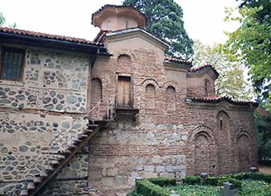 Bulgaria The Boyana Church In