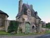 A stone village house
