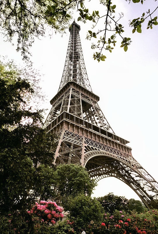 France Paris Eifffel Tower