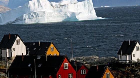 Greenland Vestgronland Houses