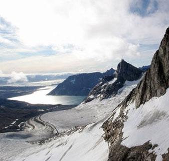 Greenland Vestgronland Landscape
