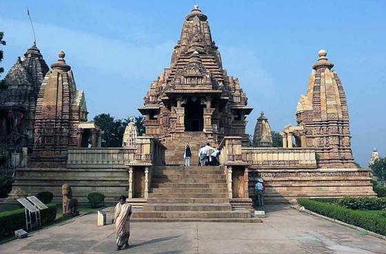India Khajuraho Temple