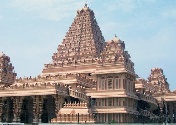 India Shri Adhya Katyani Shakti Peeth Mandir