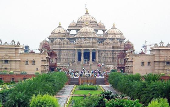 India Swaminarayan Akshardham In Delhi