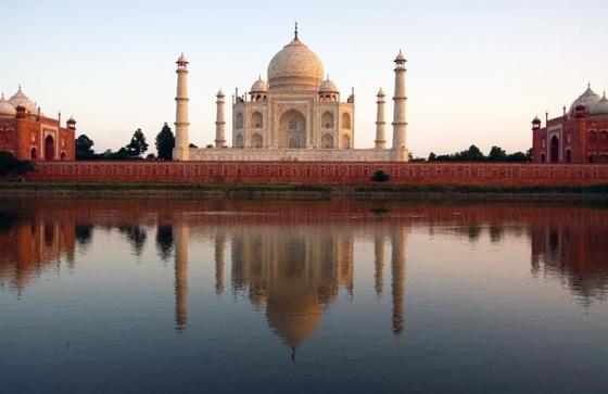 India The Taj Mahal Crown Of Palaces