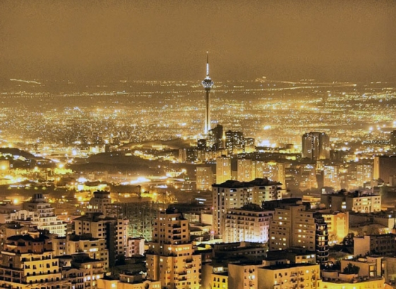 Iran Islamic Republic of Tehran City