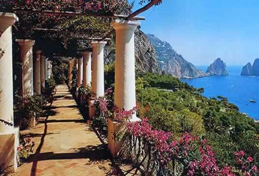 Italy The Capri Island-2
