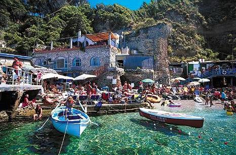 Italy The Capri Island-3