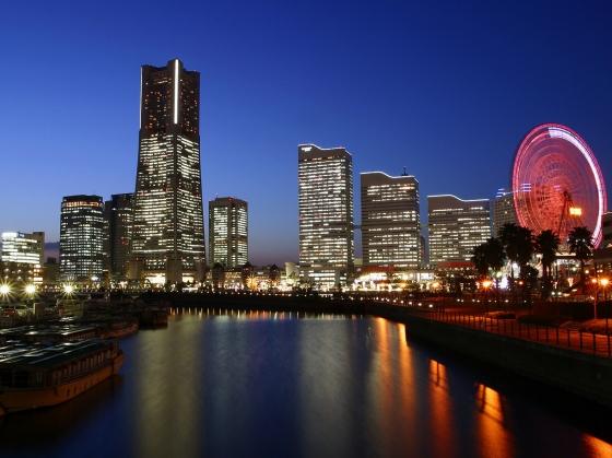 Japan Tokyo Evening