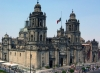 Historic mexico cathedral