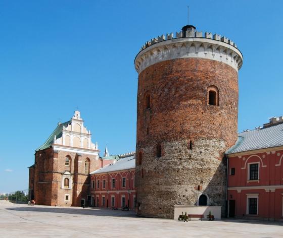 Poland Zamek Lubelski Castle