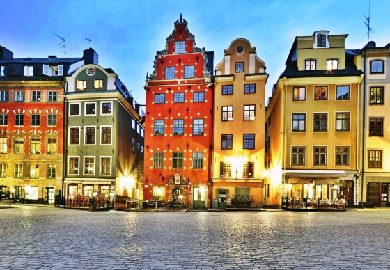 Sweden Wonderful Place, Stockholm