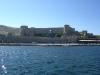 imposing castle view