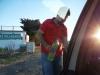 Şarköy Gezisi Dönüşü Yakıtı Biten Araba