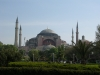 Ayasofya mosque in Sultanahmet
