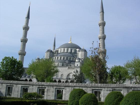 Turkey Suleymaniye Mosque