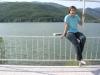 Zınav lake in Tokat