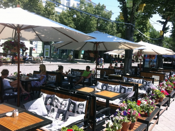 Ukraine Life In Odessa
