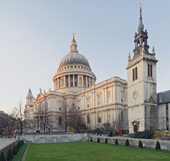 United Kingdom St Pauls Cathedral